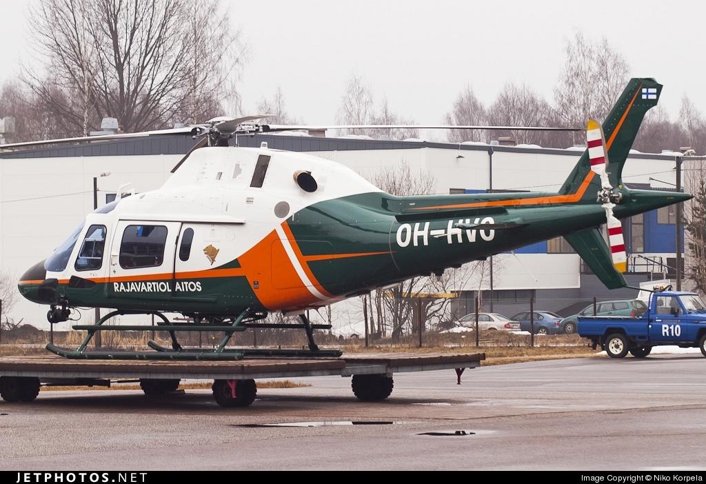 OH-HVO - Agusta-Westland AW-119Ke - Finland - Frontier Guard