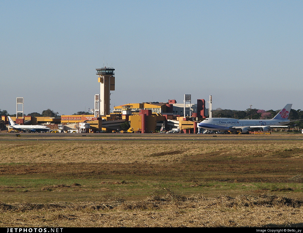 SGAS - Airport - Airport Overview