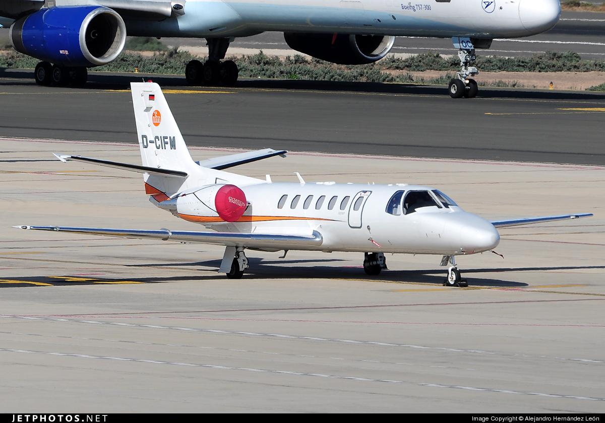 D-CIFM - Cessna 560 Citation Encore - Triple Alpha Luftfahrt