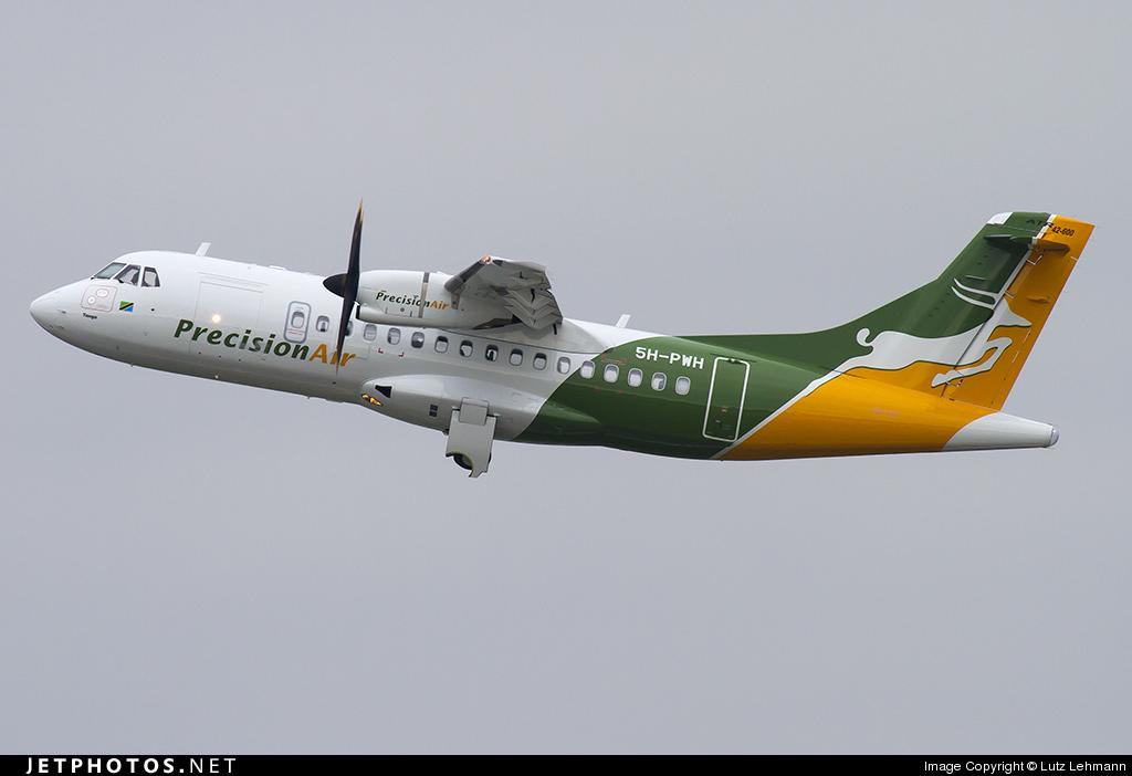 5H-PWH - ATR 42-600 - Precision Air
