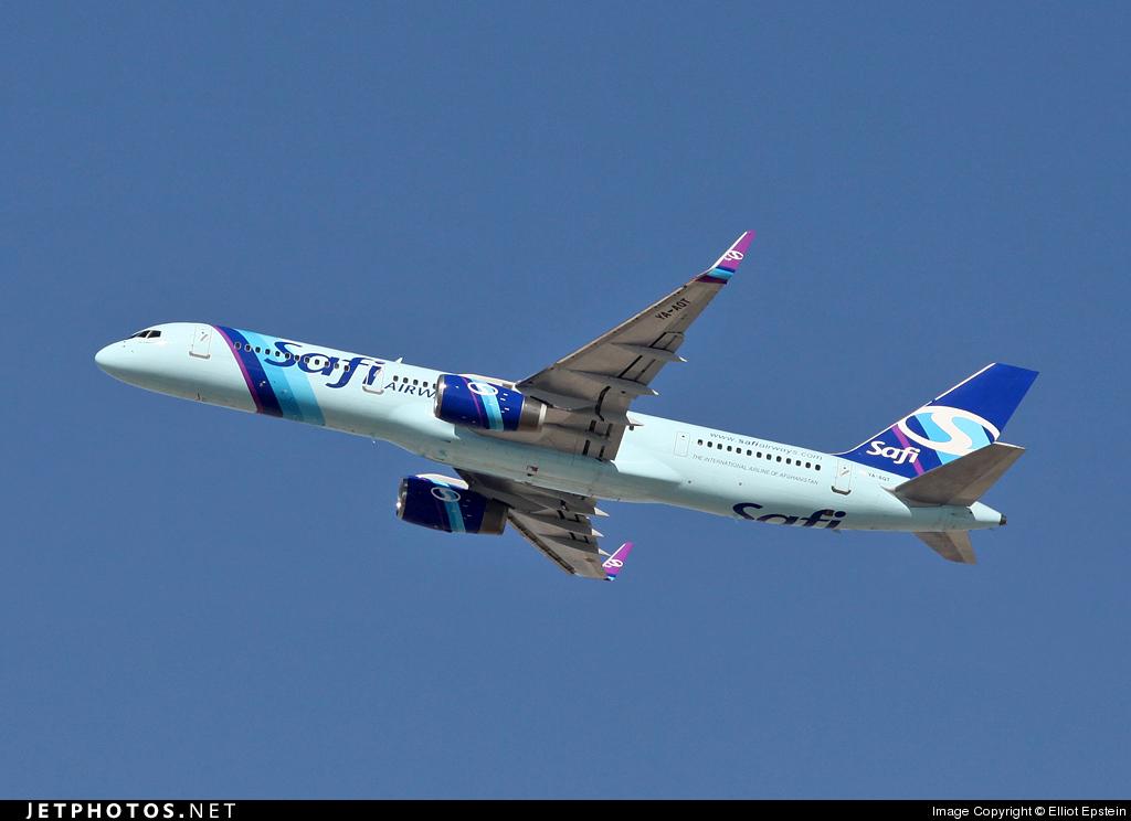 YA-AQT - Boeing 757-2K2 - Safi Airways