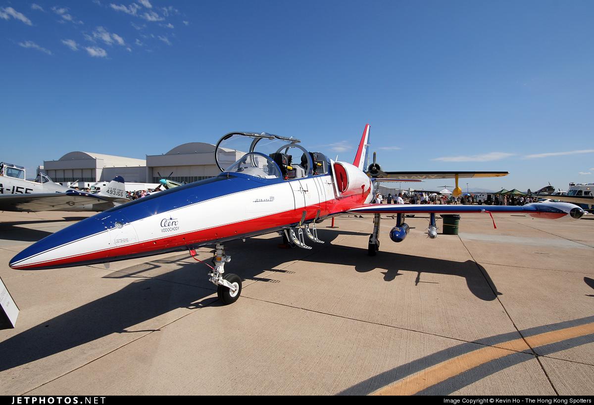 N439ML - Aero L-39ZO Albatros - Private