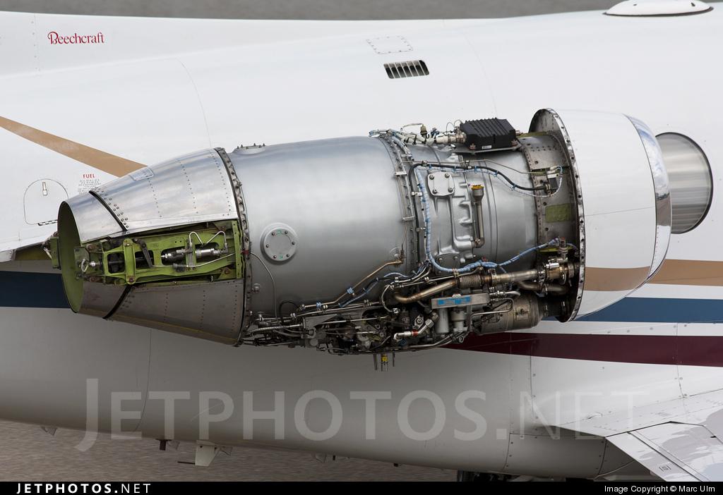TC-MSB - Beechcraft 400A Beechjet - Air Enka