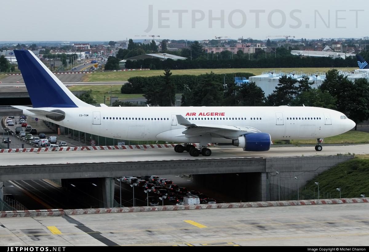 CS-TQW - Airbus A330-223 - Air Algérie (HiFly)