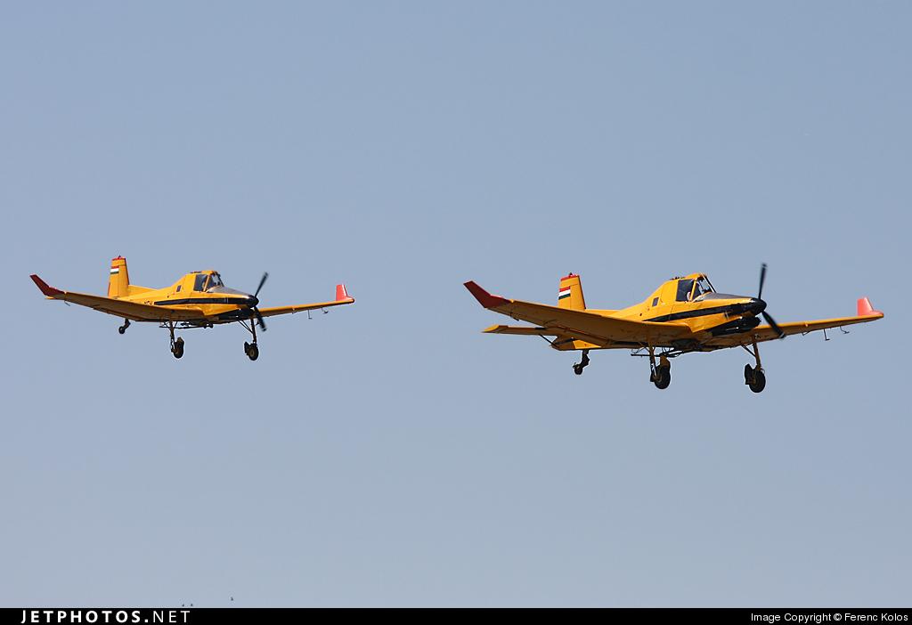 HA-MGH - Zlin Z-37T - Air Patrol