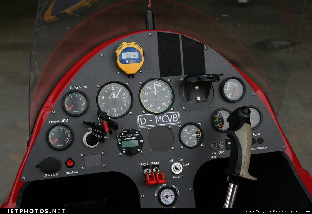 D-MCVB - Auro-Gyro MTO-Sport - Private