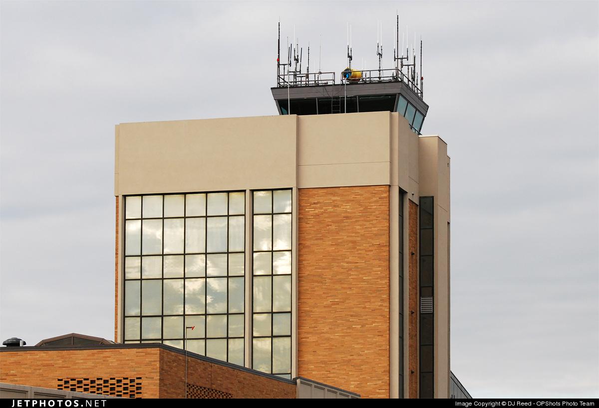 KCAK - Airport - Control Tower
