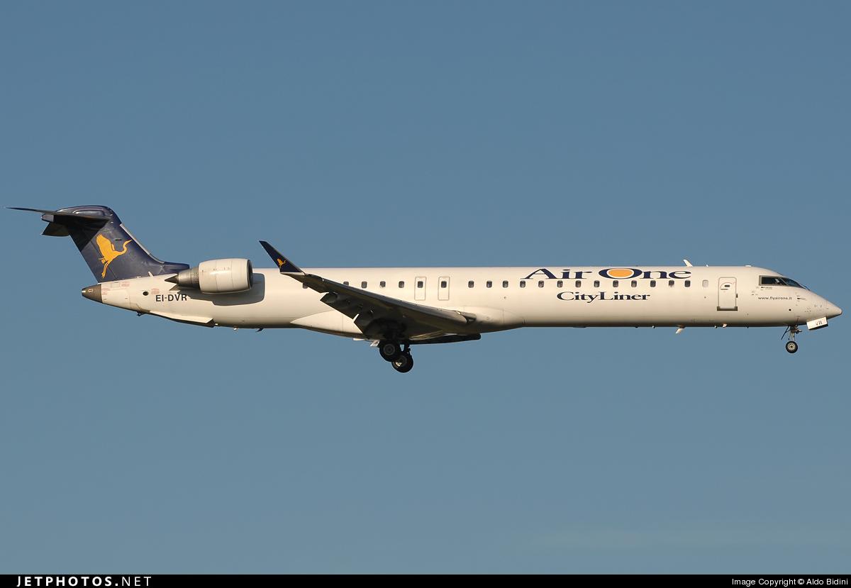 EI-DVR - Bombardier CRJ-900ER - Air One CityLiner