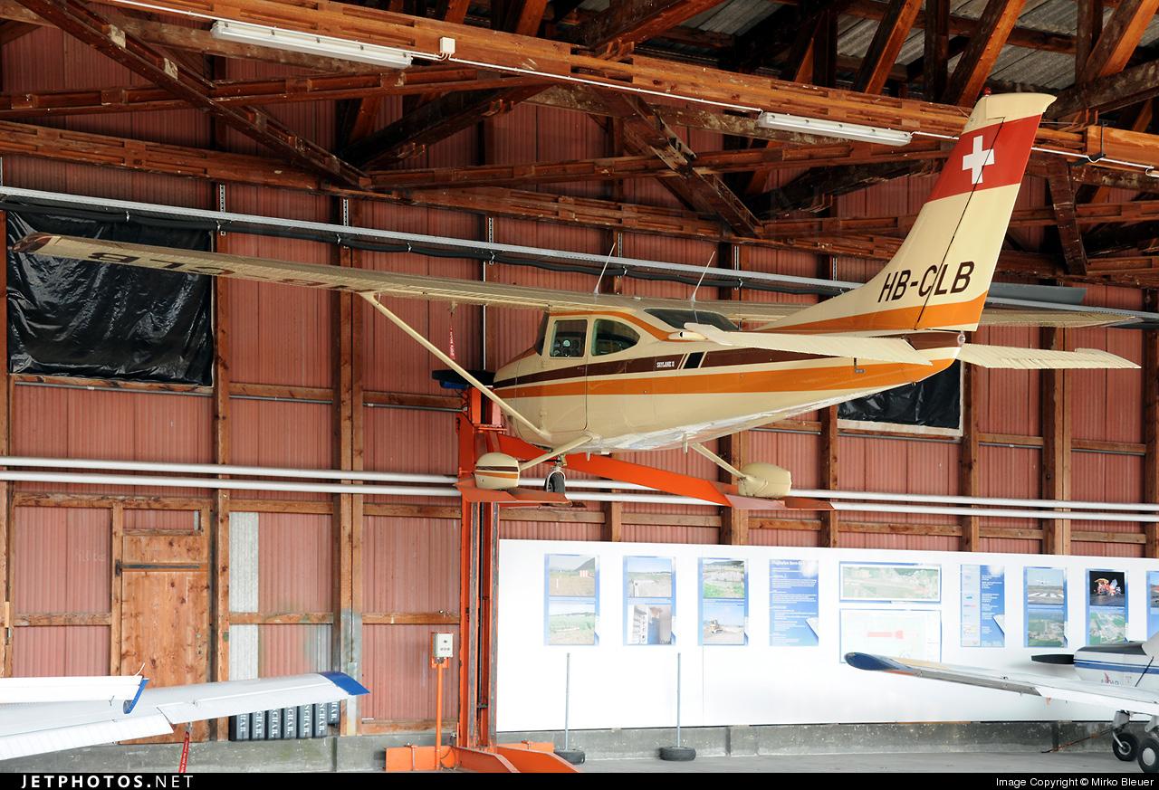 HB-CLB - Cessna 182Q Skylane II - Private