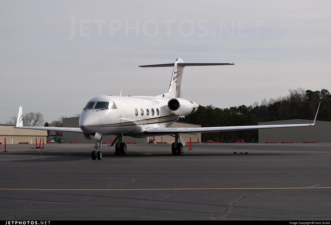 N111FA - Gulfstream G-III - Private