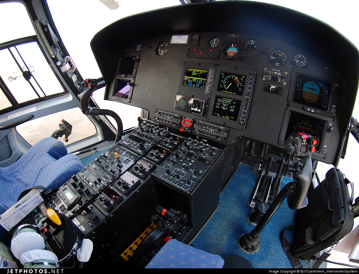 VN-8624 - Eurocopter EC 155B1 Kocoglu - Vietnam Helicopters