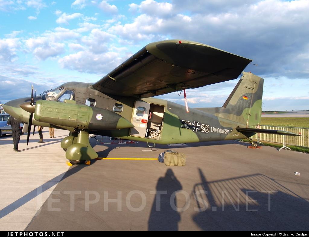 D-ICDY - Dornier Do-28D2 Skyservant - Private
