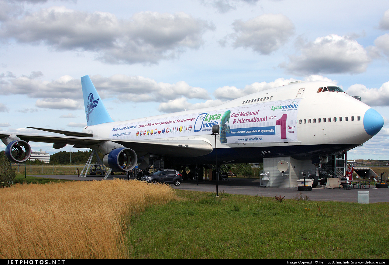 N981JM - Boeing 747-212B - Private