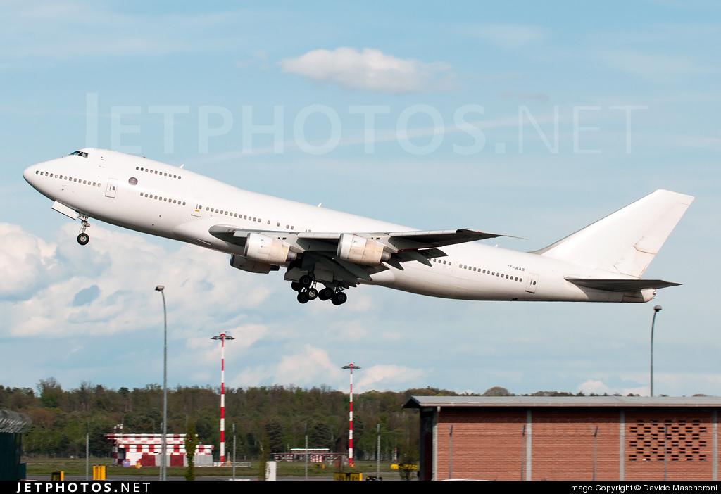TF-AAB - Boeing 747-236B(SF) - Air Atlanta Icelandic