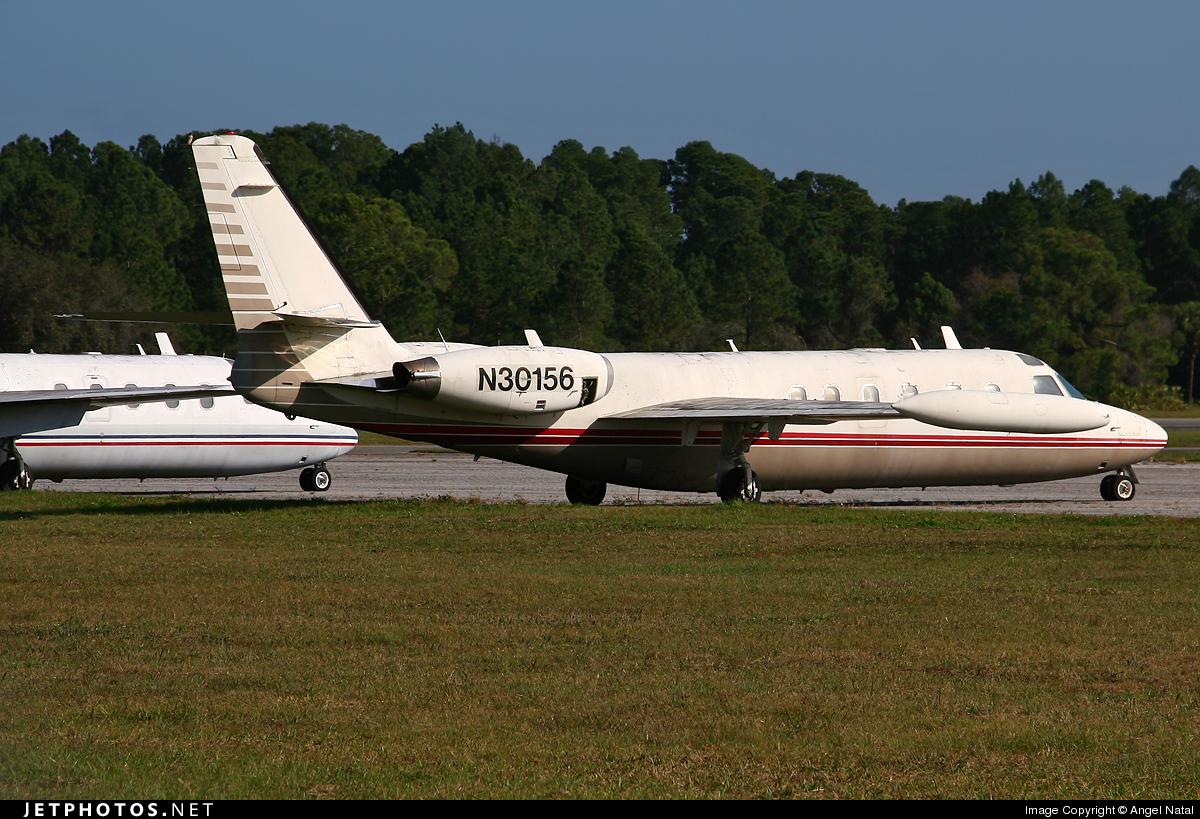 N30156 - IAI 1123 Westwind - Private