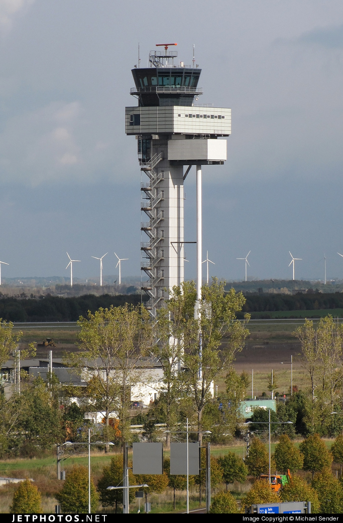EDDP - Airport - Control Tower