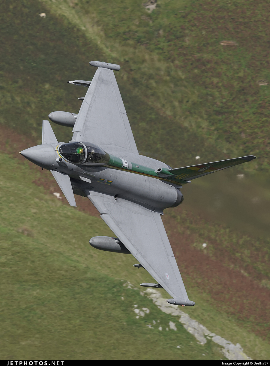 ZJ936 - Eurofighter Typhoon FGR.4 - United Kingdom - Royal Air Force (RAF)
