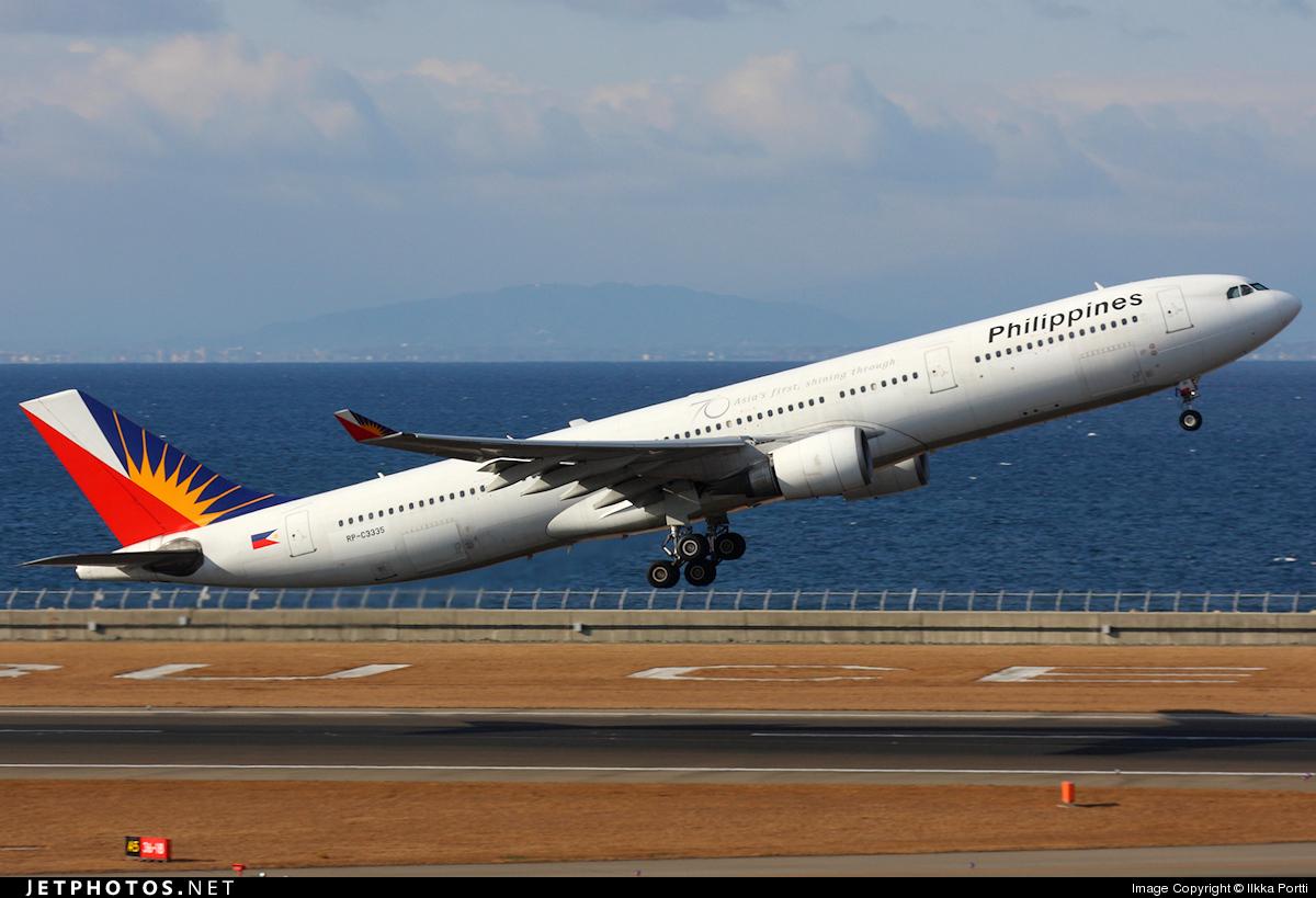 RP-C3335 - Airbus A330-301 - Philippine Airlines