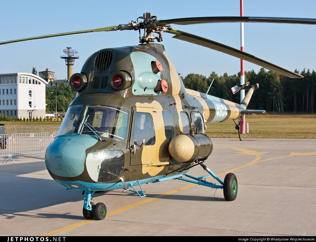 4604 - PZL-Swidnik Mi-2 Hoplite - Poland - Air Force