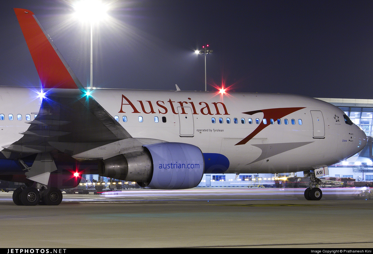 OE-LAW - Boeing 767-3Z9(ER) - Austrian Airlines (Tyrolean Airways)