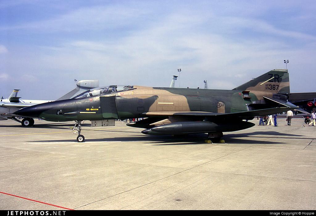 69-0367 - McDonnell Douglas RF-4C Phantom II - United States - US Air Force (USAF)