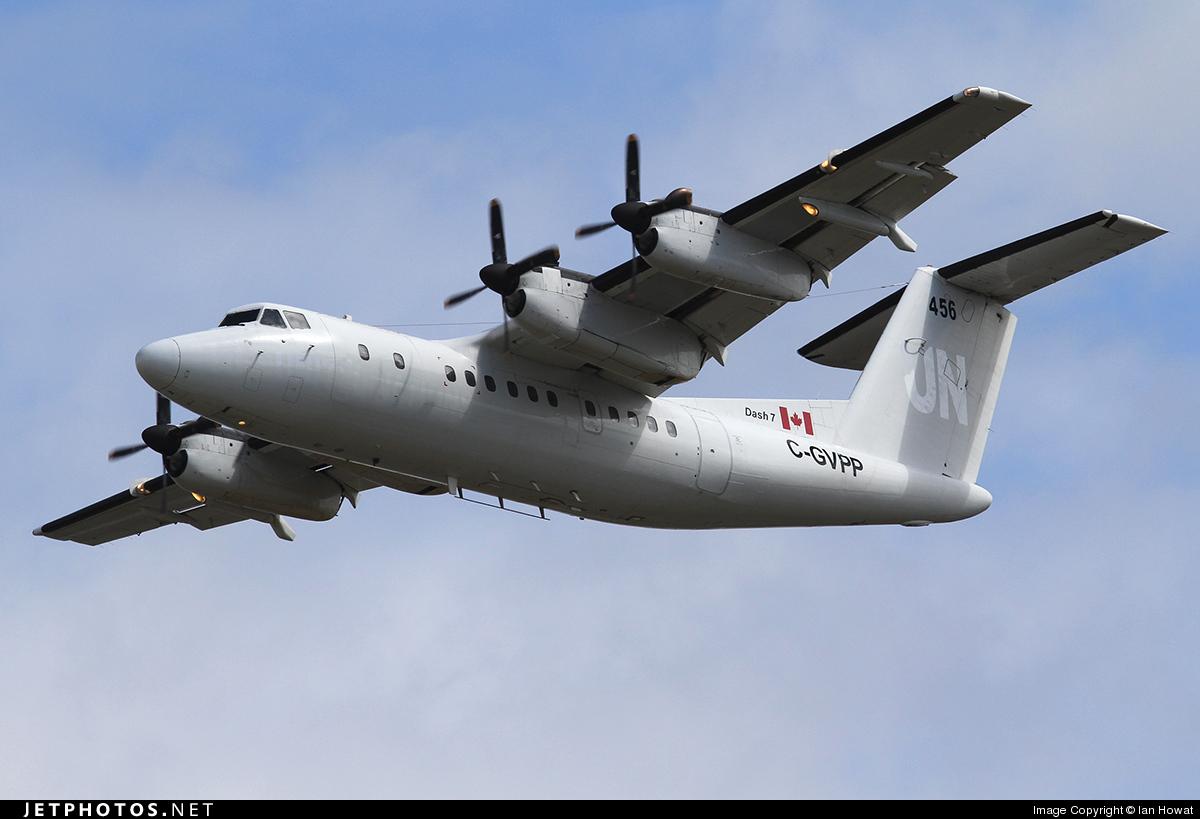 C-GVPP - De Havilland Canada DHC-7-103 Dash 7 - Trans Capital Air