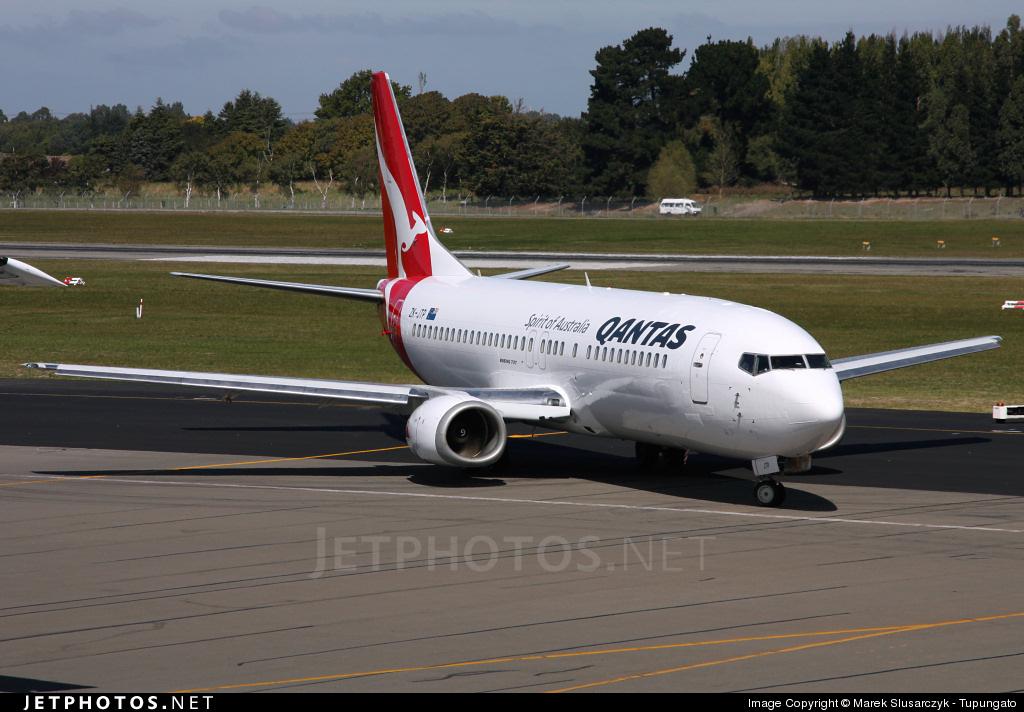 ZK-JTP - Boeing 737-476 - Qantas (Jetconnect)