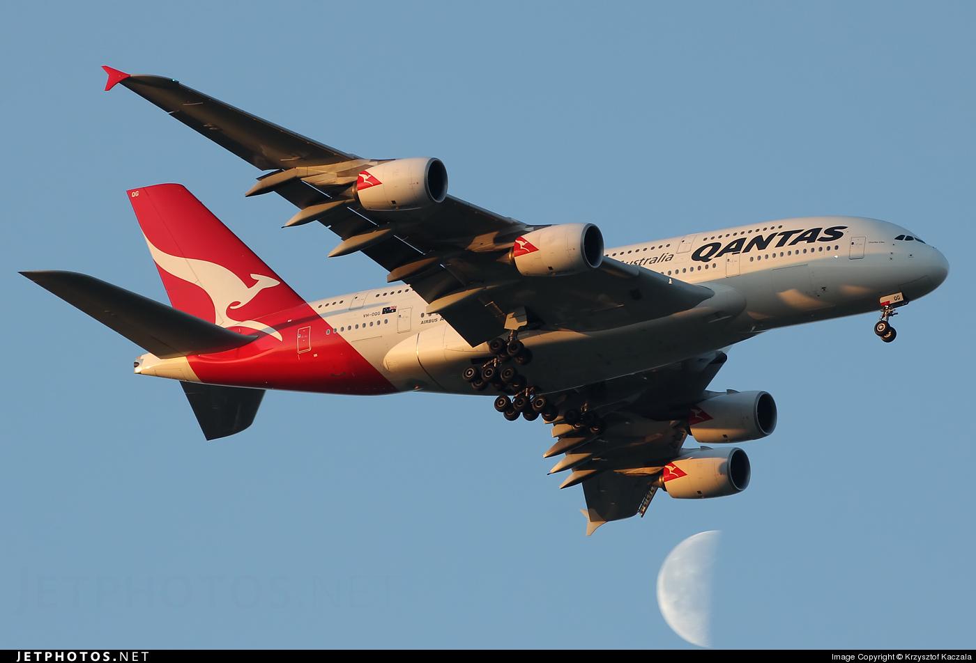 qantas 5 forces