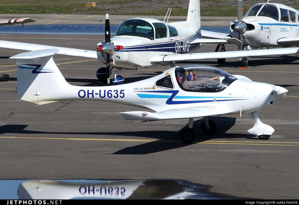 OH-U635 - Atec 122 Zephyr - Private