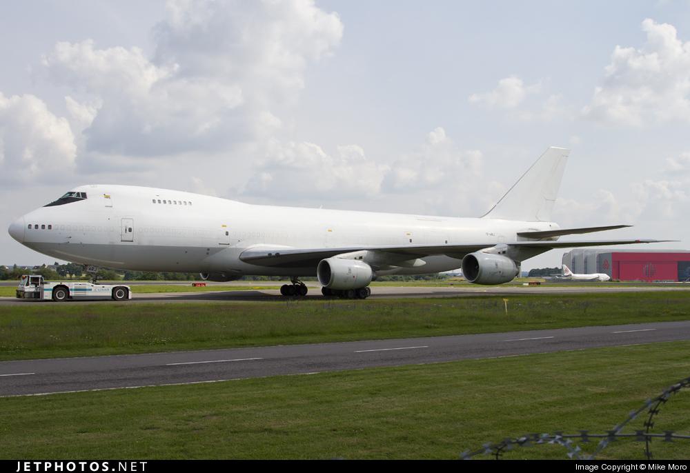 TF-ARJ - Boeing 747-236B(SF) - Air Atlanta Icelandic