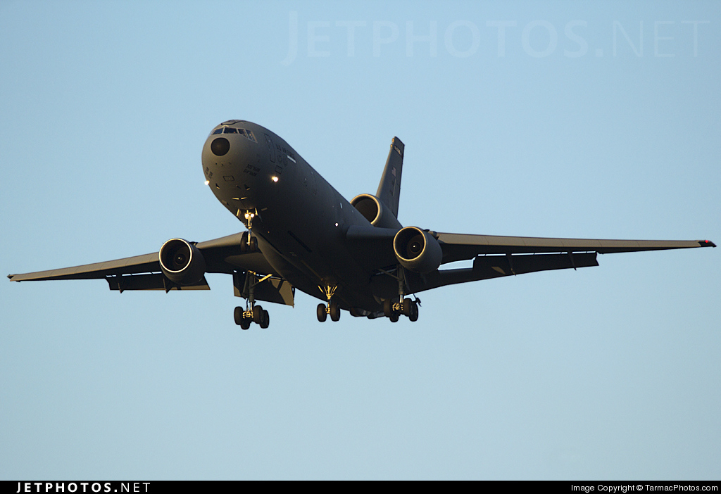 84-0189 - McDonnell Douglas KC-10A Extender - United States - US Air Force (USAF)