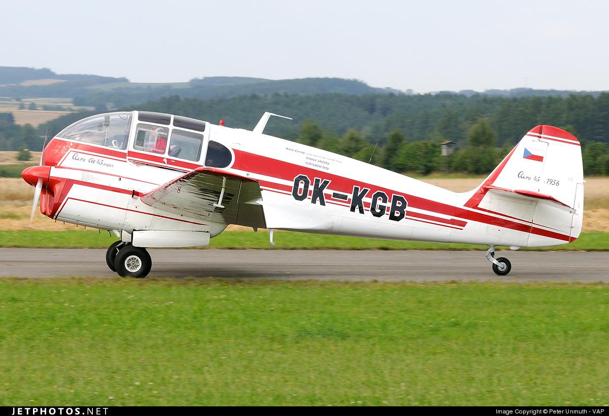 OK-KGB - Aero 45 - Private