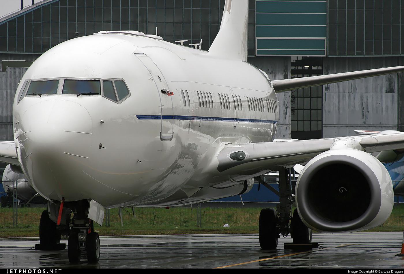 02-0042 - Boeing C-40B - United States - US Air Force (USAF)