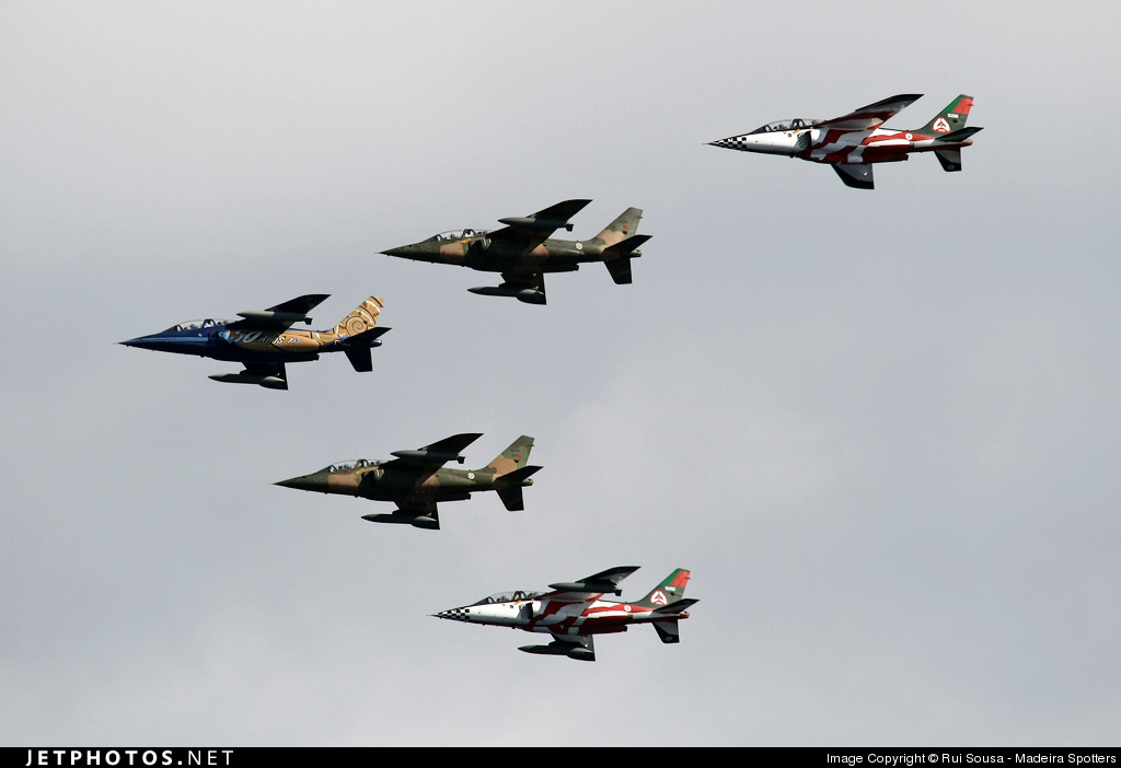 15211 - Dassault-Breguet-Dornier Alpha Jet E - Portugal - Air Force