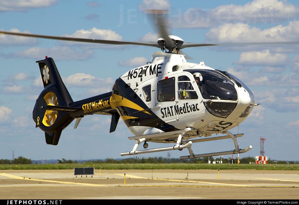 N527ME - Eurocopter EC 135T2+ - STAT MedEvac