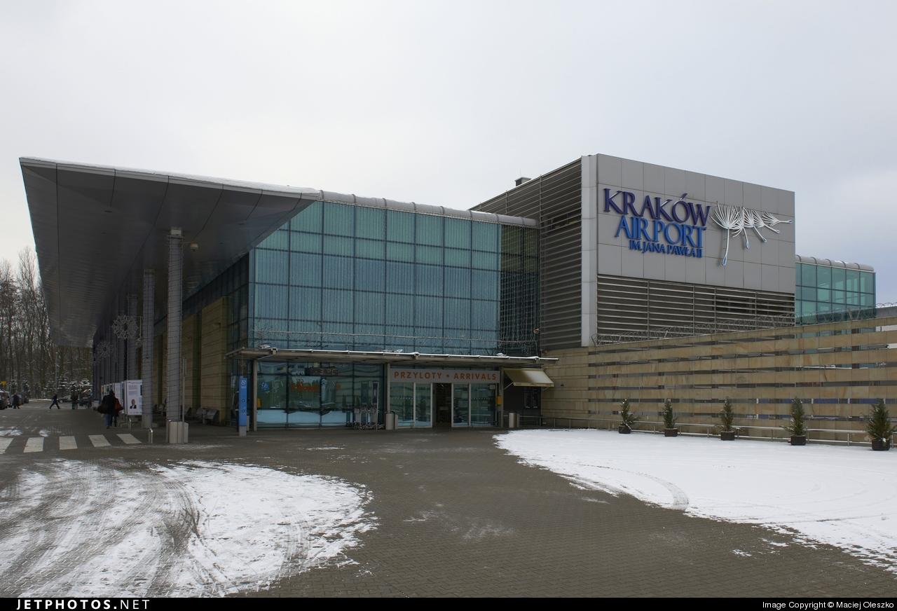 EPKK - Airport - Terminal