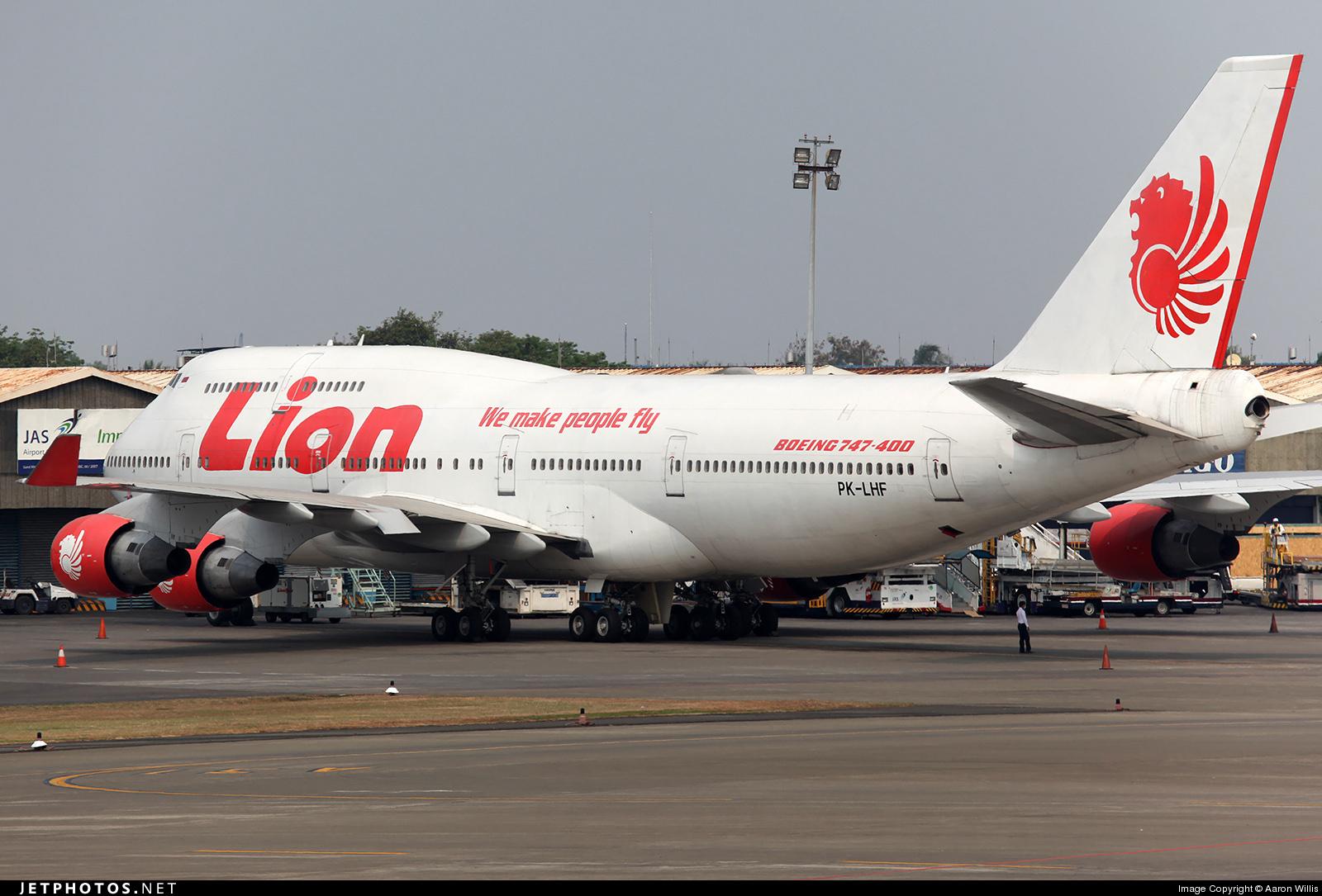Pk lhf boeing 747 412 lion air aaron willis jetphotos pk lhf boeing 747 412 lion air stopboris Gallery