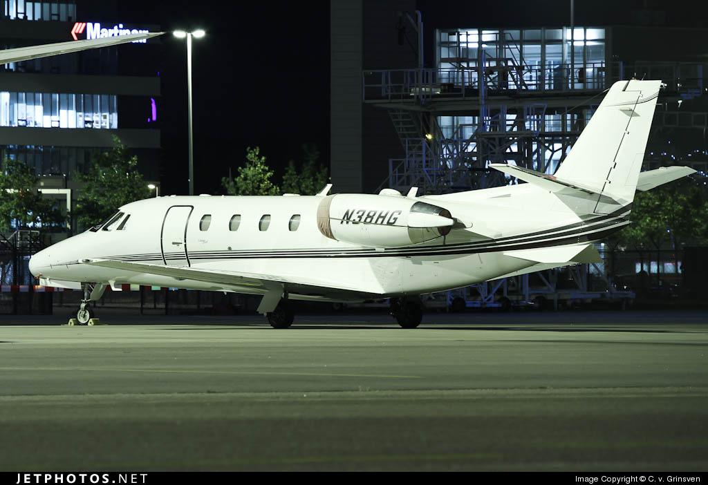 N38HG - Cessna 560XL Citation Excel - Private
