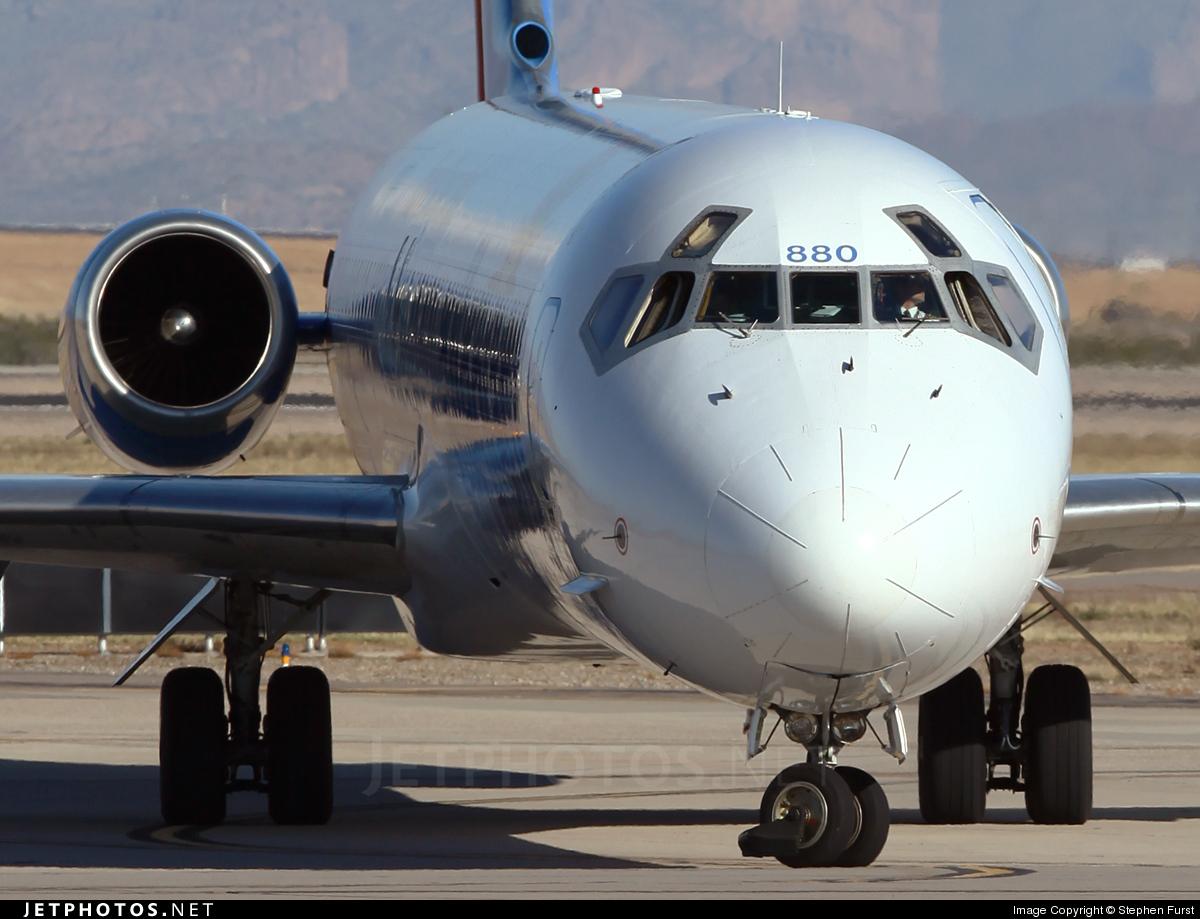N880GA - McDonnell Douglas MD-83 - Allegiant Air