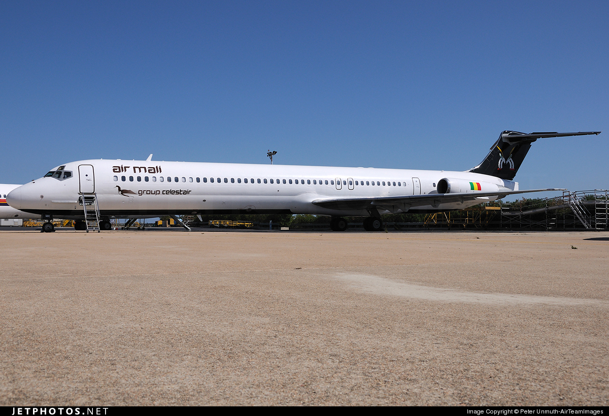 TZ-RMK - McDonnell Douglas MD-83 - Air Mali