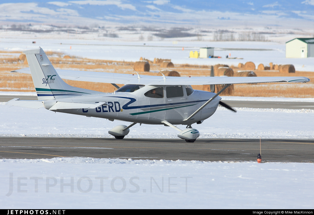 C-GERD - Cessna T182T Skylane TC - Private
