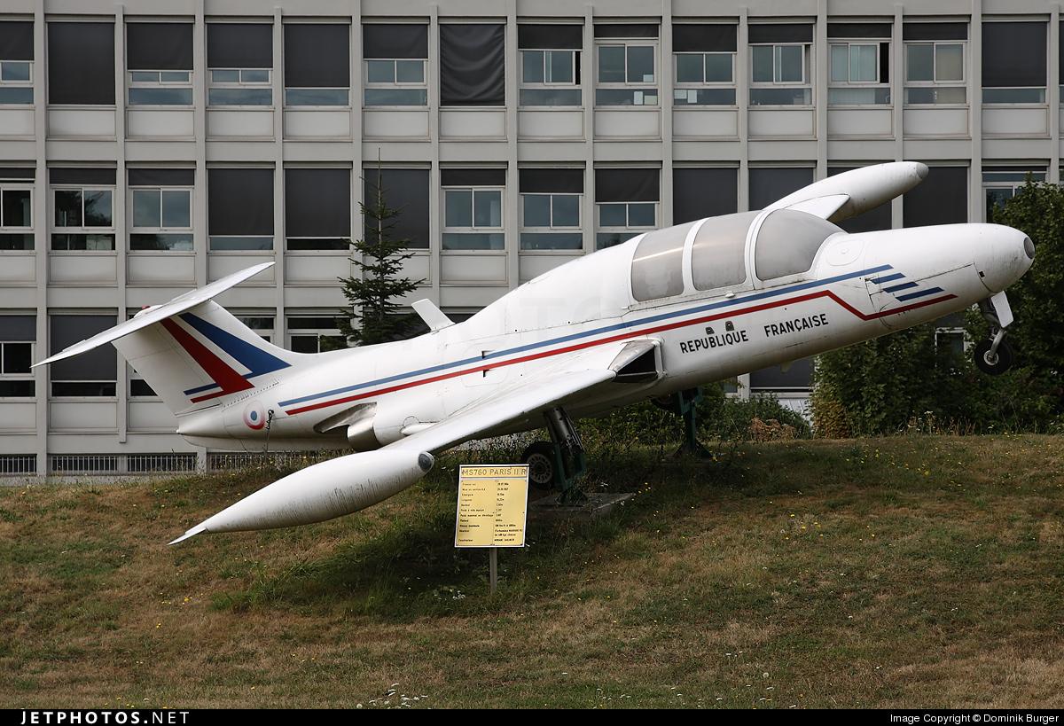 113 - Morane-Saulnier MS-760 Paris - France - Air Force