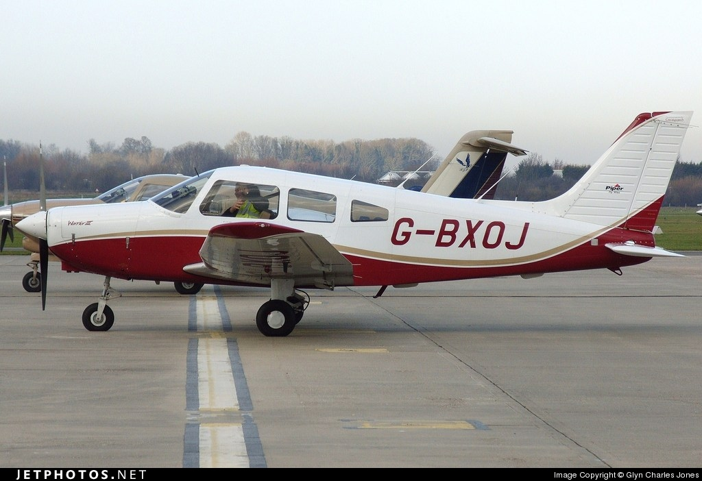 G-BXOJ - Piper PA-28-161 Warrior III - Private