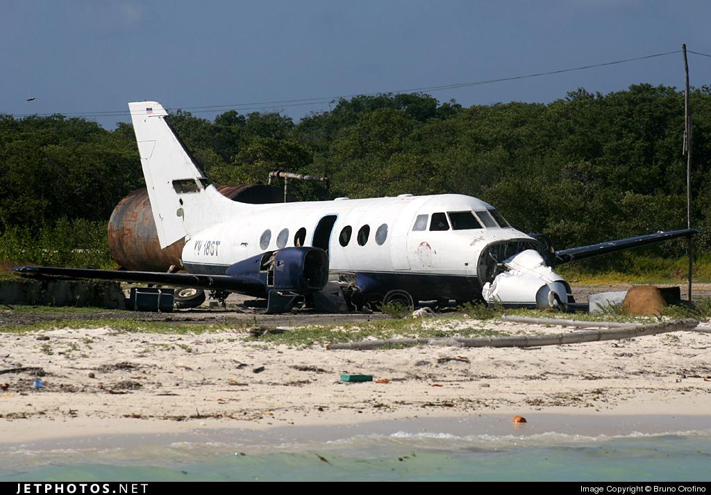 YV186T - British Aerospace Jetstream 31 - SASCA Airlines