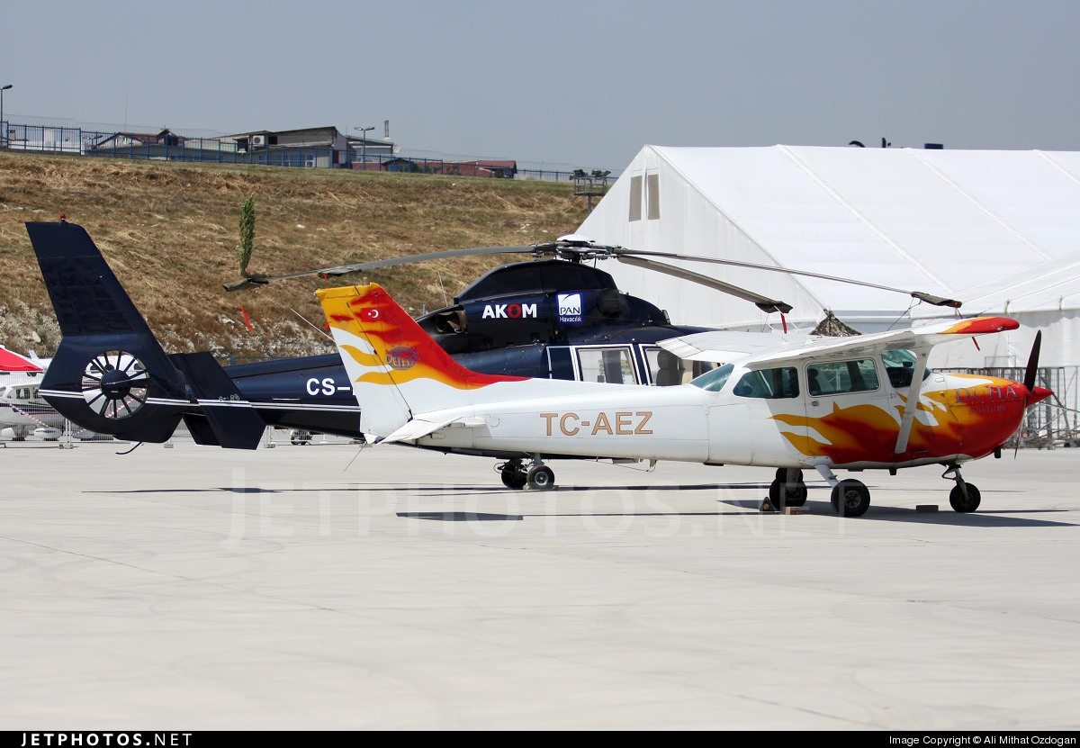 TC-AEZ - Cessna 172N Skyhawk II - DUHA Aviation