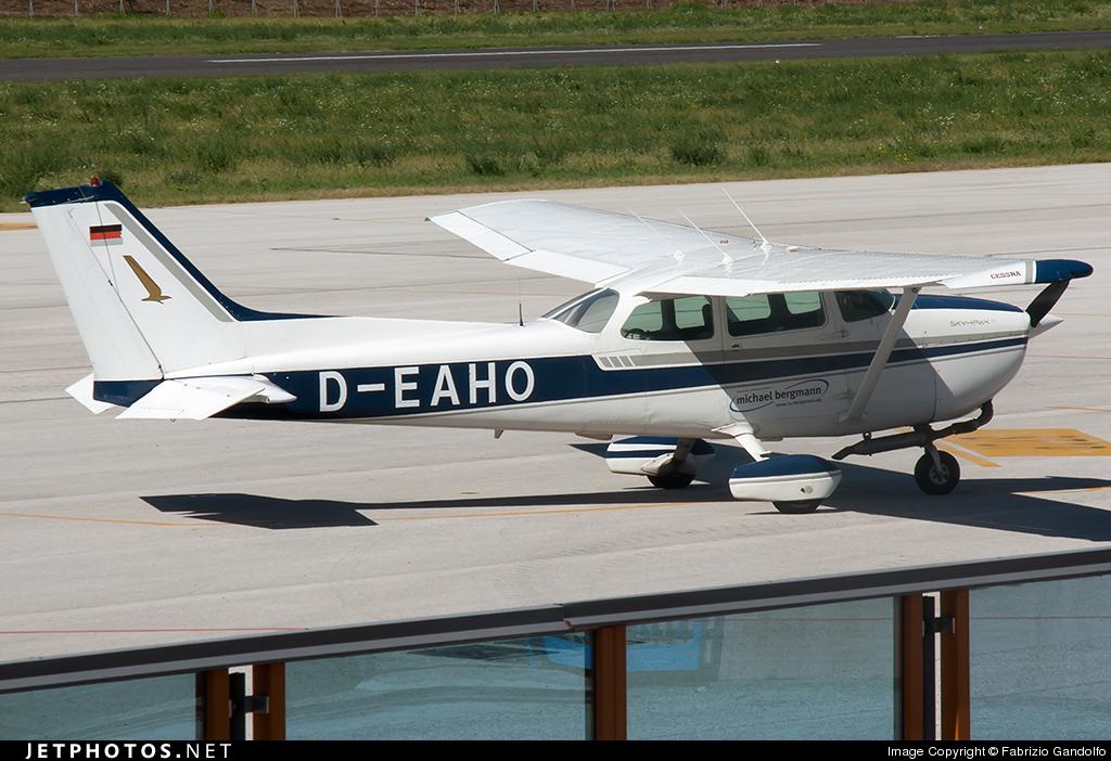 D-EAHO - Cessna 172P Skyhawk II - Flugschule Michael Bergmann