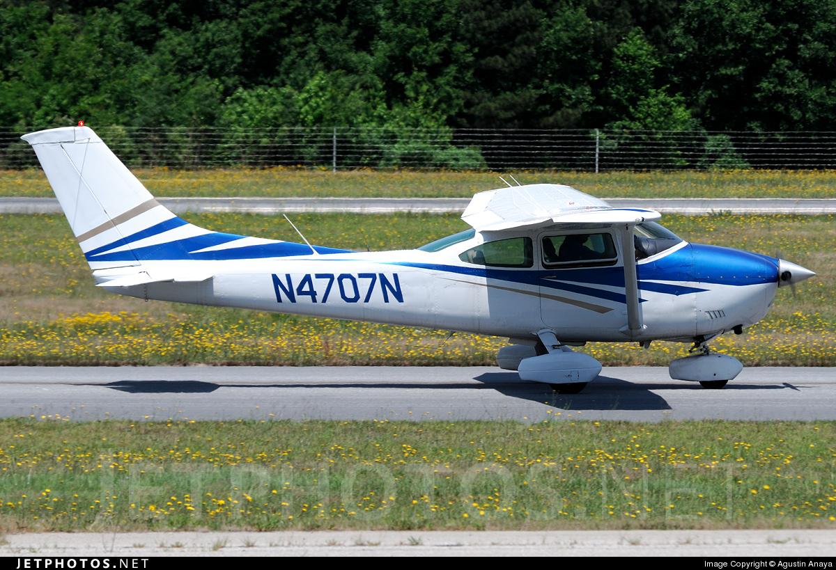 N4707N - Cessna 182Q Skylane II - Private