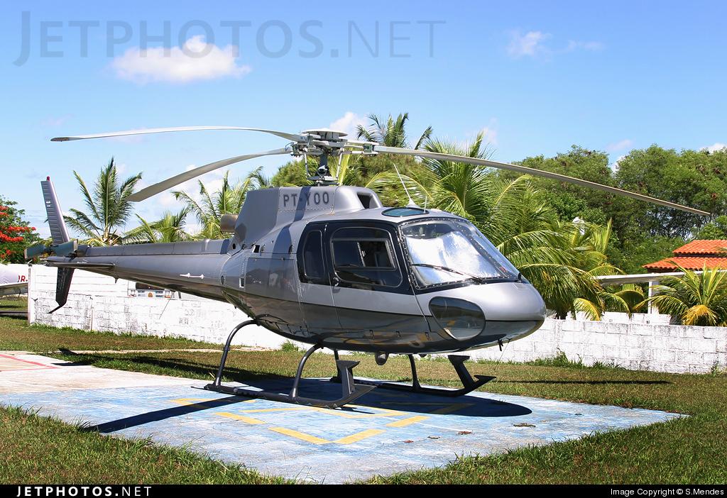 PT-YOO - Helibrás HB-350BA Esquilo - Private