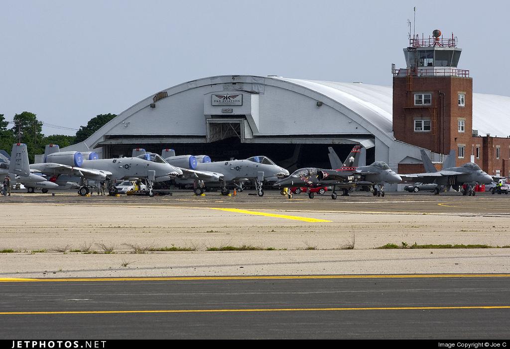 KFRG - Airport - Ramp