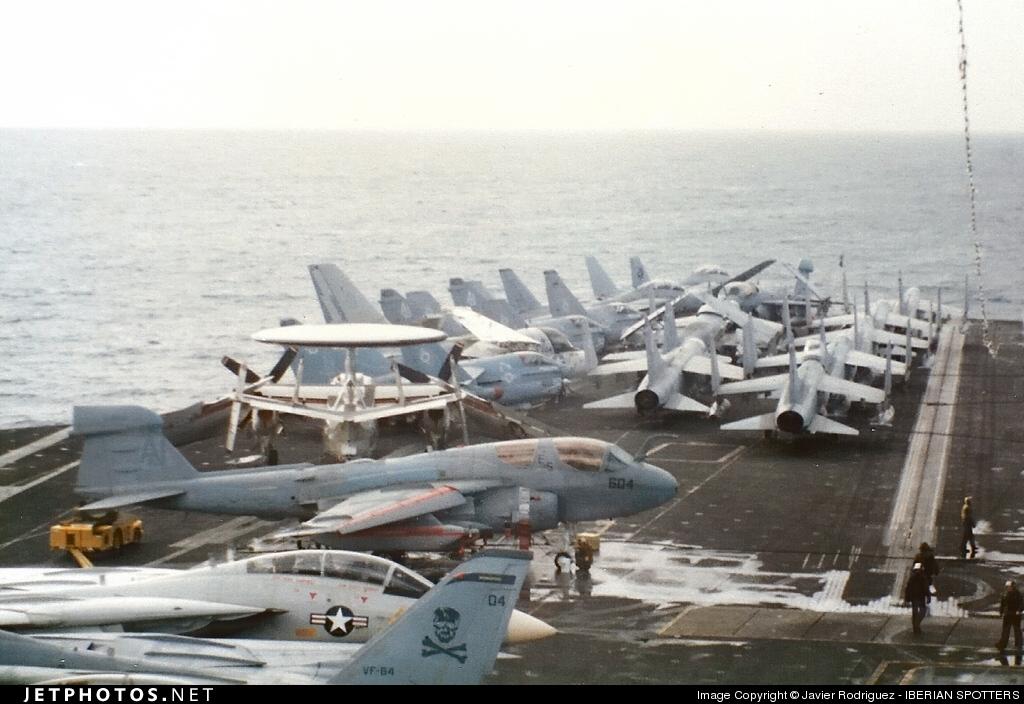 CVN-68 - Aircraft Carrier - Ramp